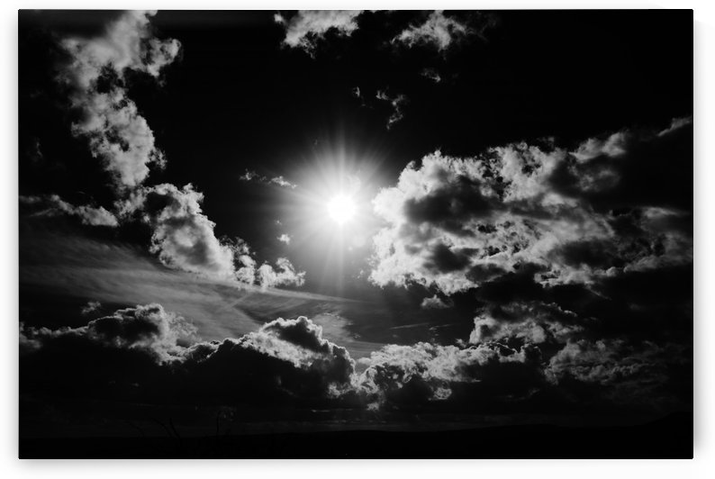 Sun burst by Andy Jamieson