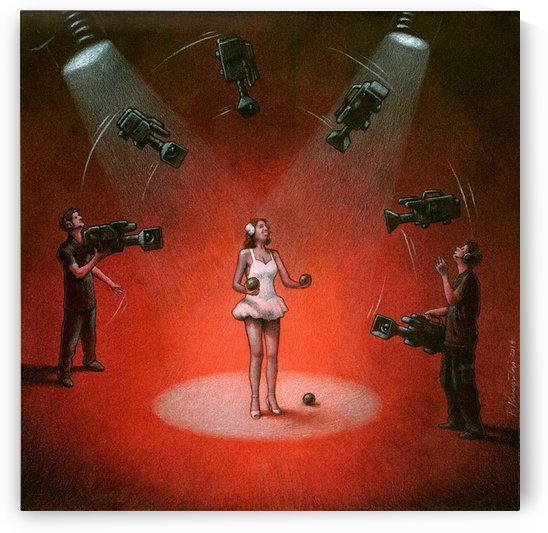 Talent show by Pawel Kuczynski