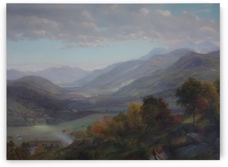 Adirondack Landscape by William Trost Richards