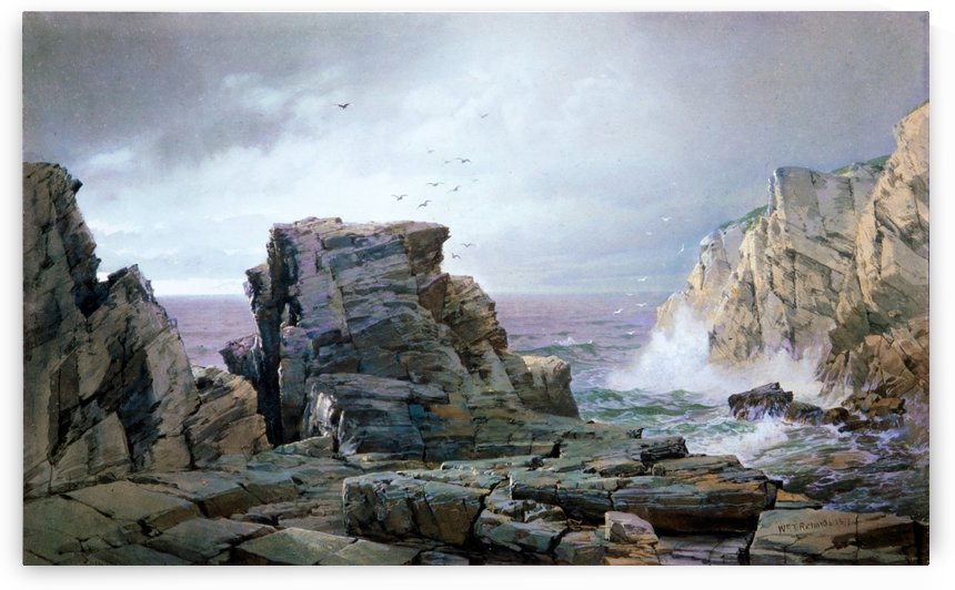 Newport by William Trost Richards