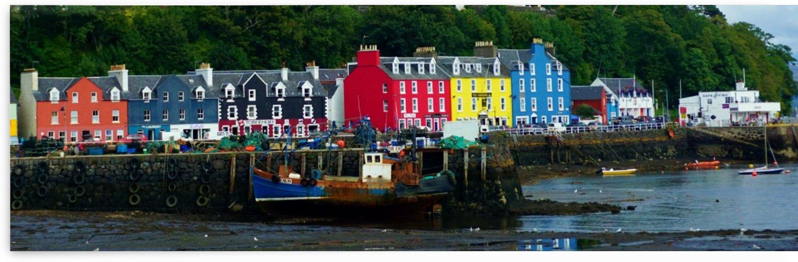 Tobermory colour by Andy Jamieson