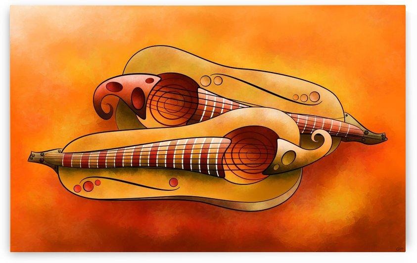 Efheros V1 - squashguitar by Cersatti Art