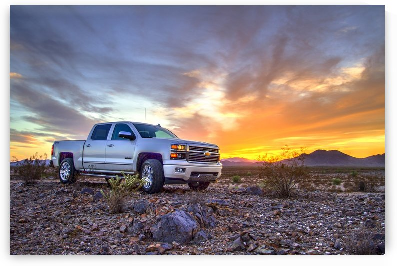 Chevy_sunset by DLPSquared