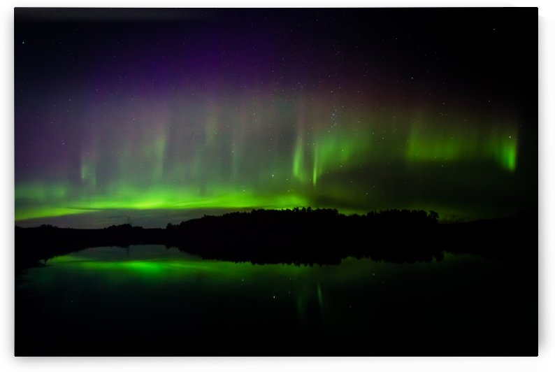 Fall Auroras by DLPSquared