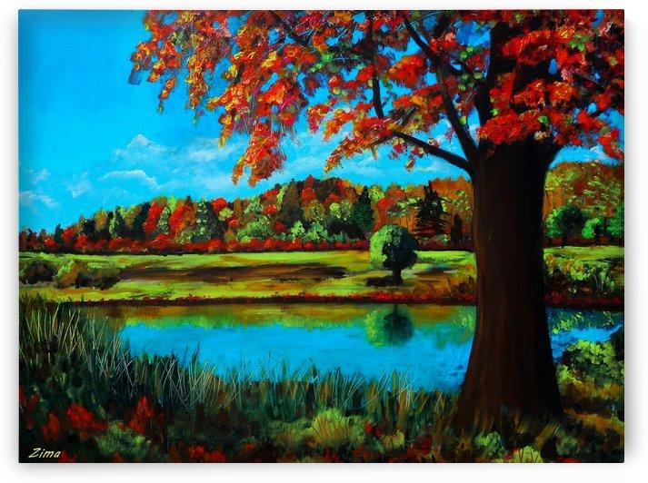 Autumn Song by karen maciejczyk
