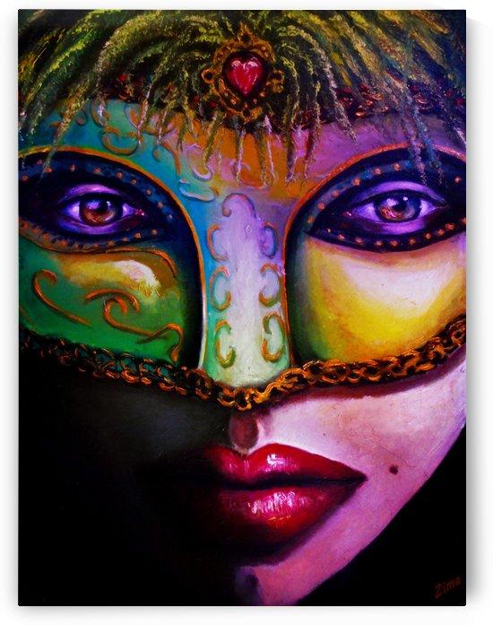 beneath the mask by karen maciejczyk