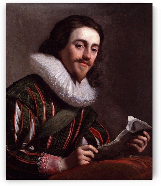 King Charles by Gerrit van Honthorst
