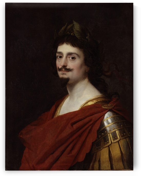 Frederick V, King of Bohemia by Gerrit van Honthorst