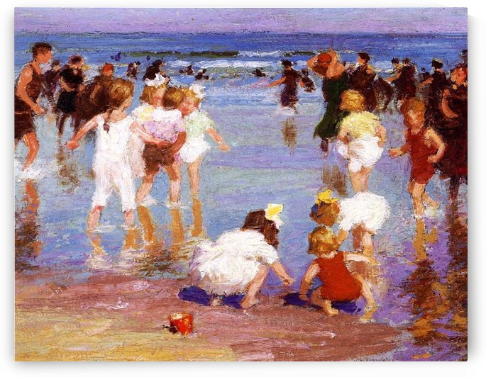 Happy Days by Edward Henry Potthast