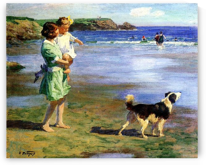 Summer Pleasures by Edward Henry Potthast