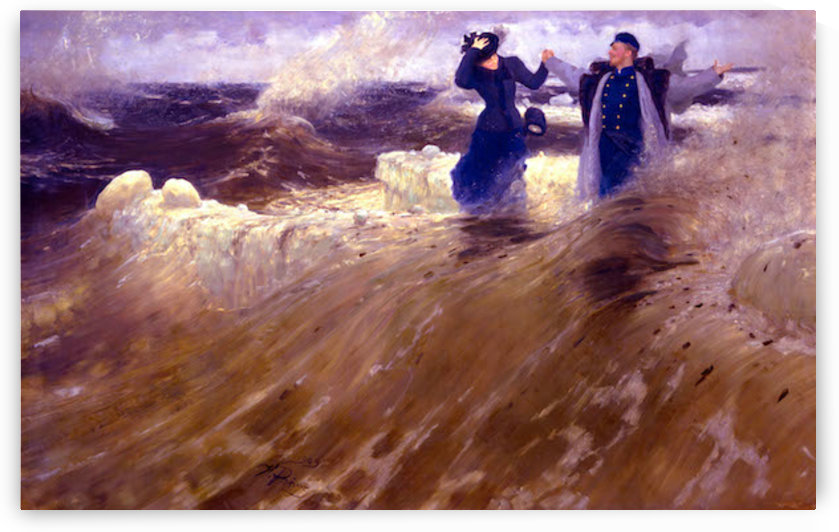 What Freedom! by Repin by Repin