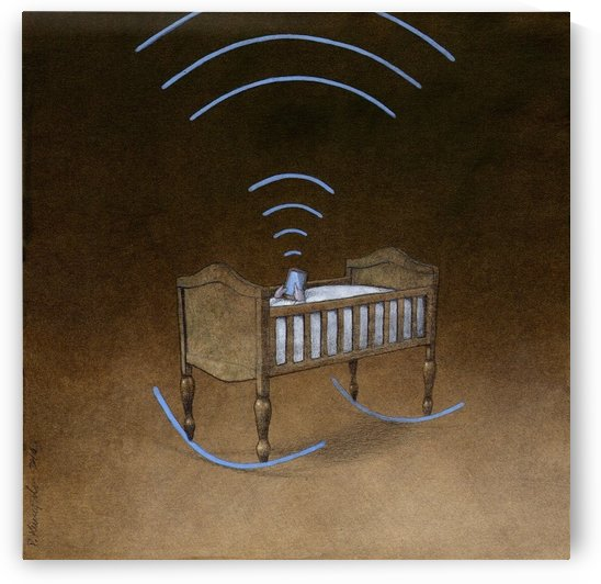 wireless by Pawel Kuczynski
