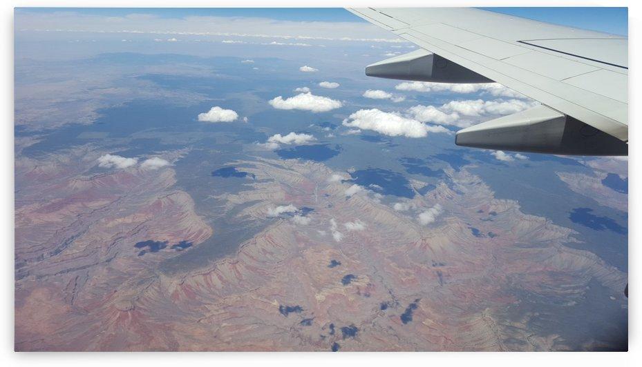 Airplane Trip by M-S-B