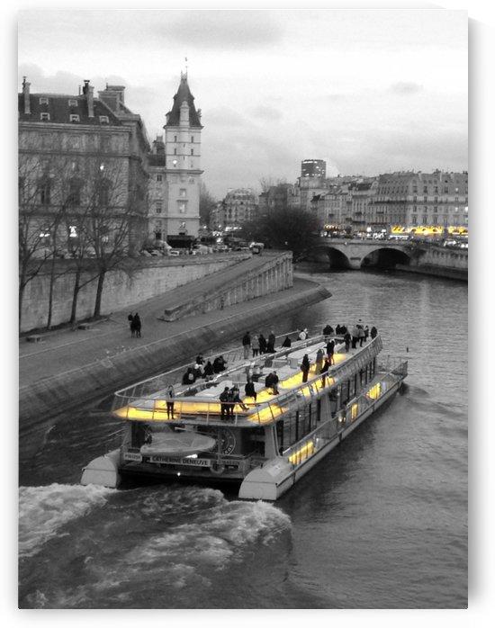 Paris gold by splash