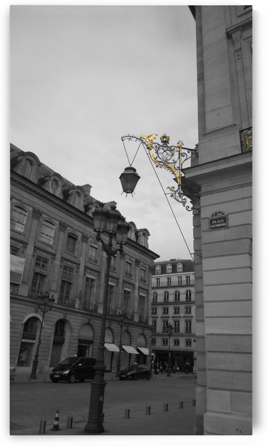 Paris Vendome silver gold by splash