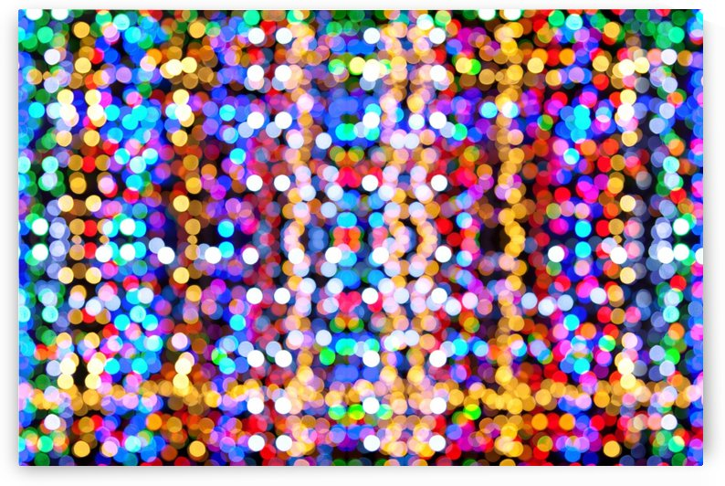 bokeh multicolor by StockPhotography