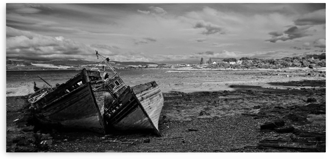 Dark wrecks by Andy Jamieson