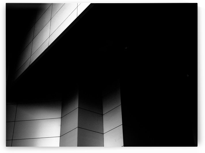 wall black by STOCK PHOTOGRAPHY