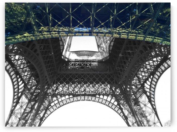 Eiffel tower lace Paris by splash