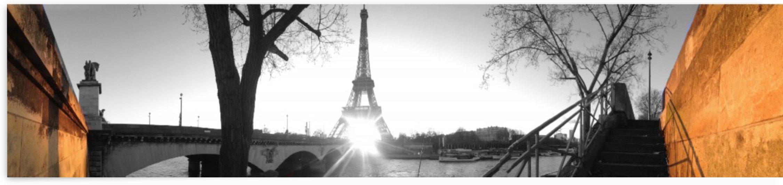 gold Eiffel tower secret revealed Paris by splash