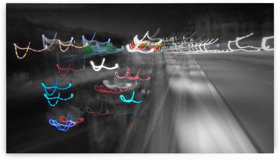 Paris urban splash art photography by splash