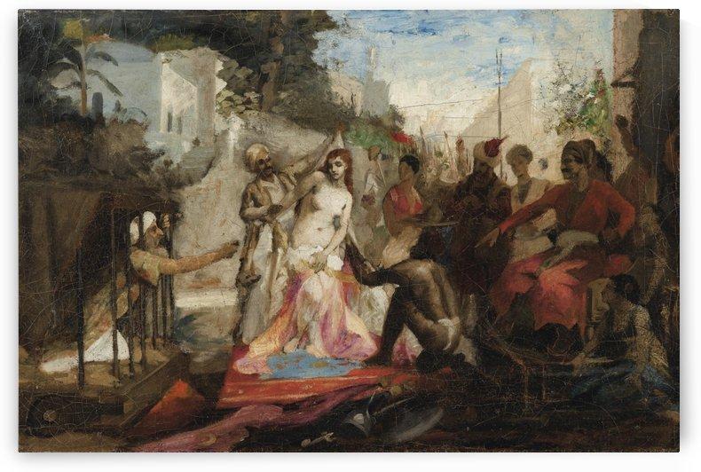 Dieudonn le marchand d'esclaves by Emmanuel de Dieudonne