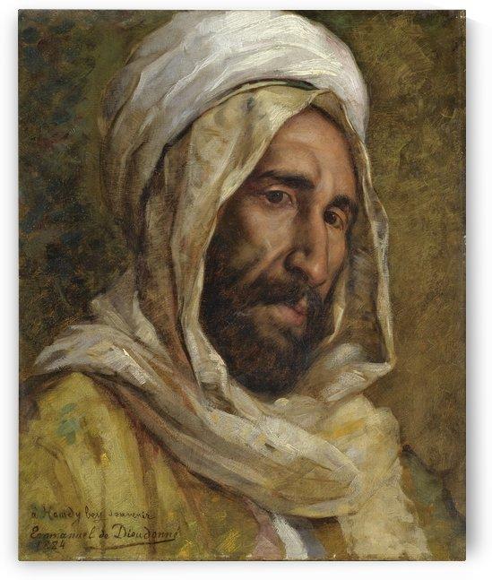 Osman Hamdi Bey by Emmanuel de Dieudonne