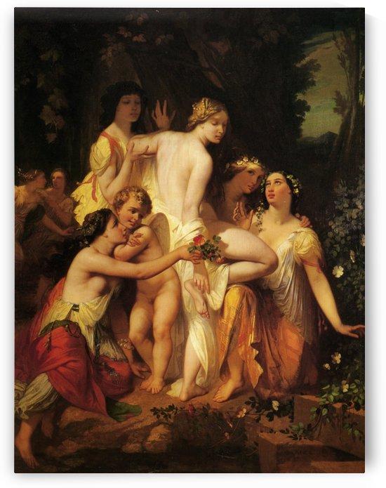 Le sang de Venus by Emmanuel de Dieudonne