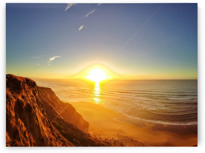 Pescadero State Beach by Clare Kathleen Cornelius