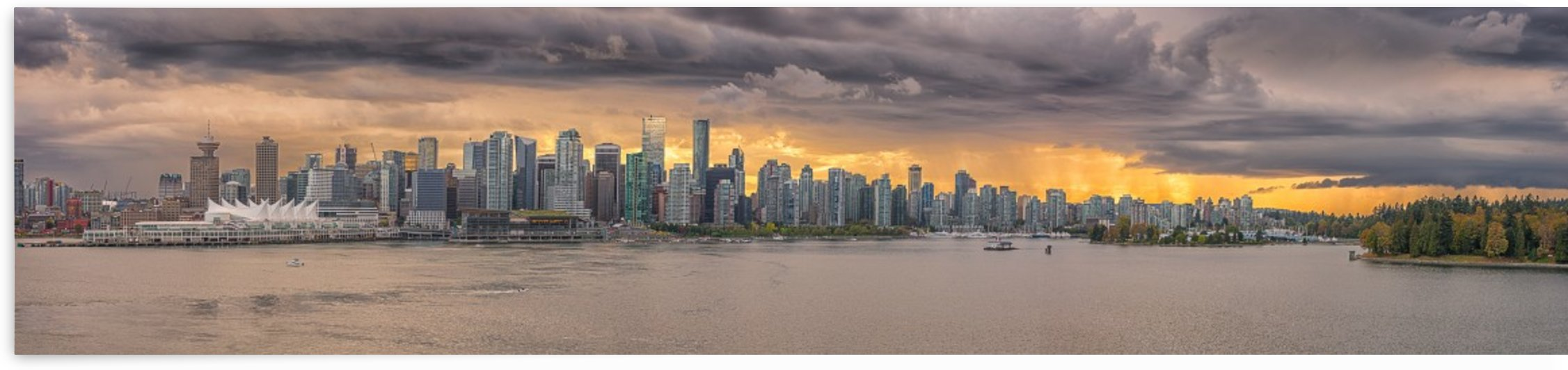 Vancouver by Andrea Spallanzani