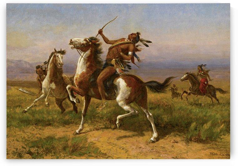 A ridder by William de la Montagne Cary