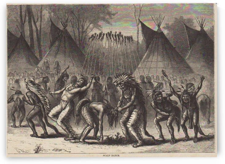 Indian rituals by William de la Montagne Cary