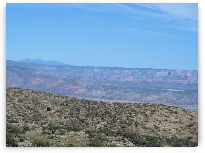 Looking to the mountains across the Valley by Debbie-s Photo Korner