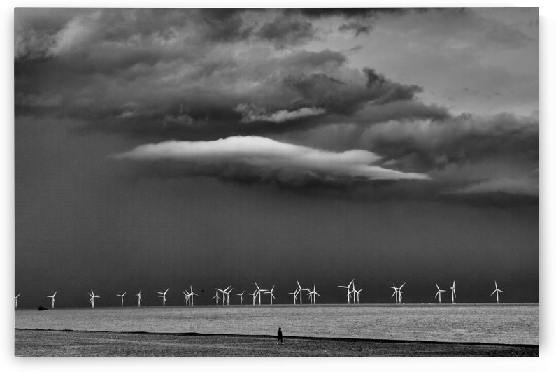 Blow away the clouds by Andy Jamieson