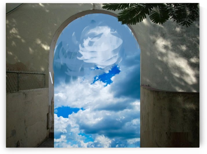 ArtDesign26.com   gate to sky by pinchos tewel