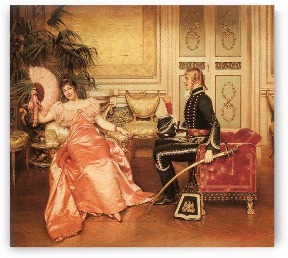 Flirtation by Frederic Soulacroix