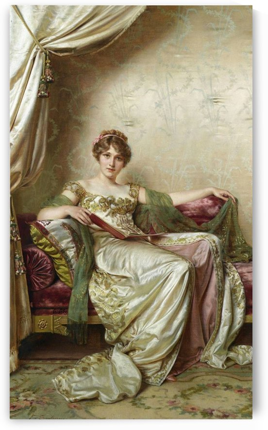 Tea in the afternoon by Frederic Soulacroix