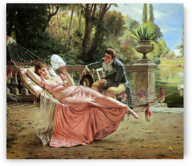 Afternoon resting time by Frederic Soulacroix