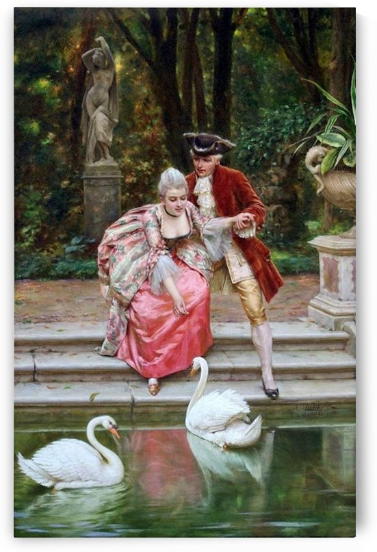 Afternoon Tea and French by Frederic Soulacroix
