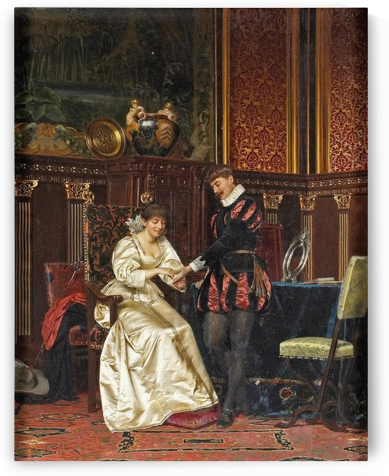 Engagement by Frederic Soulacroix