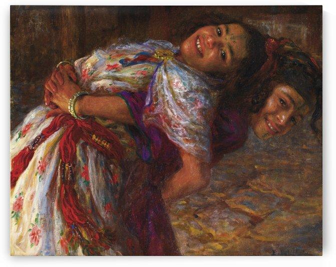 Filletes Jouant by Etienne Dinet