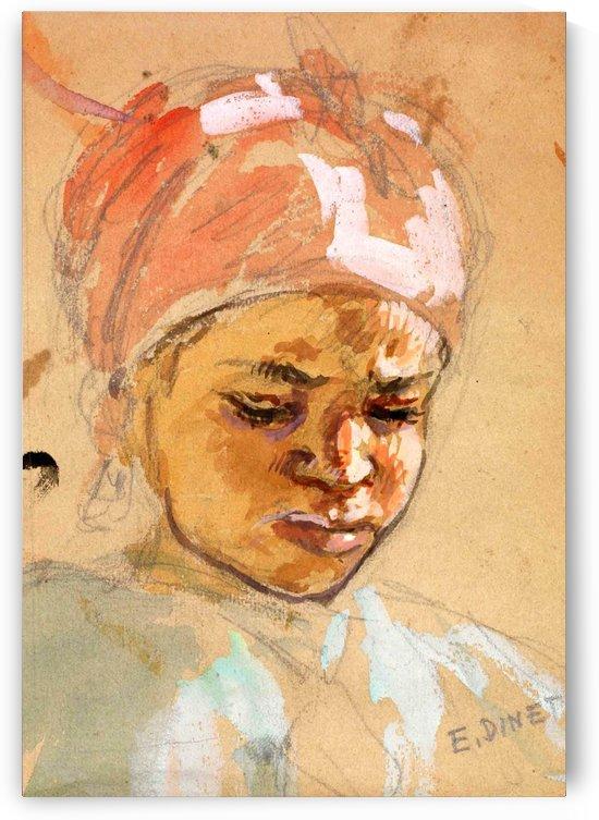 Mireio by Etienne Dinet