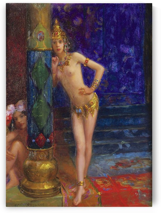 Nostalgica by Gaston Bussiere