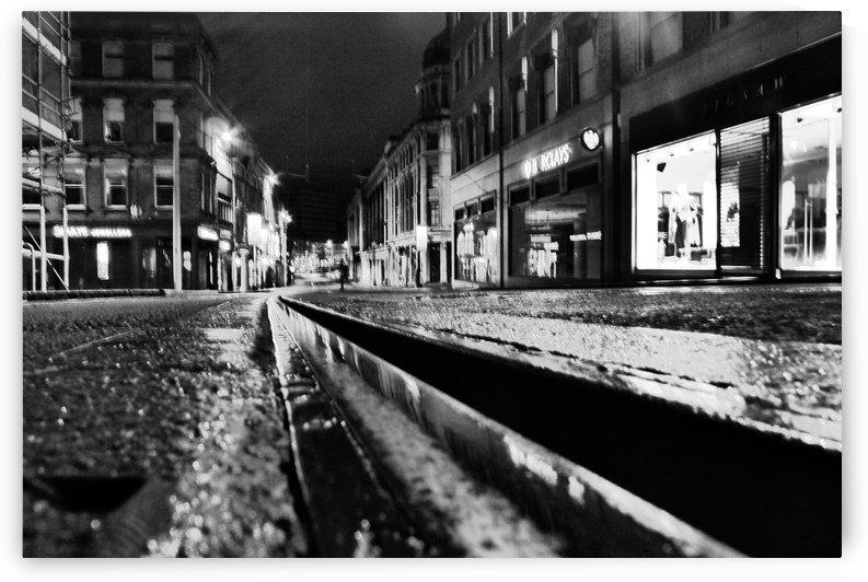 Black rail by Andy Jamieson