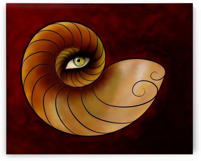 Grassonius V1 - watching eye by Cersatti Art