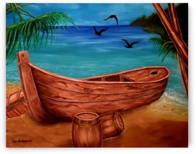 Pirates Story by Fotini Anastasopoulou
