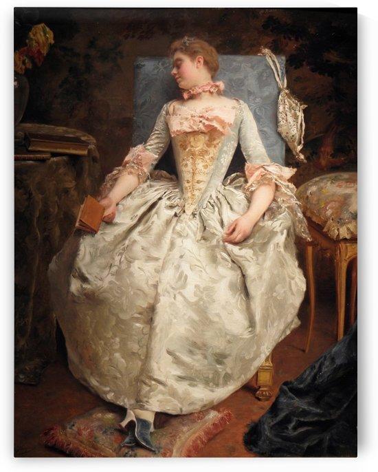 Le reve by Gustave Jean Jacquet