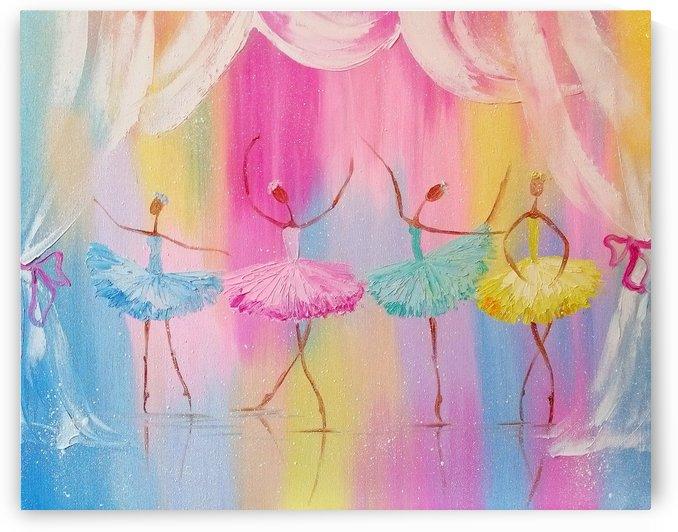 Балерины by Olha Darchuk