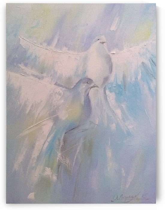 Голуби мира by Olha Darchuk
