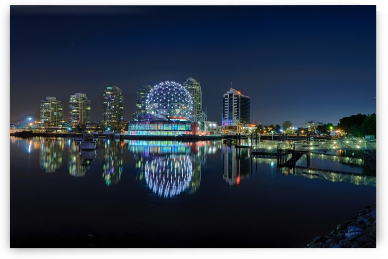 False Creek by Andrea Spallanzani